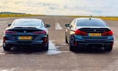Hangisi Geçer? Yeni BMW M8 – M5