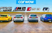 Hangisi Geçer? Audi RS3 – Mercedes-AMG A45 S – BMW M2 – VW Golf R