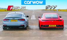 Hangisi Geçer? Audi RS5 – Porsche 911