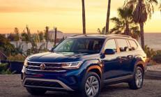 Makyajlı 2021 Volkswagen Atlas Özellikleri ile Tanıtıldı