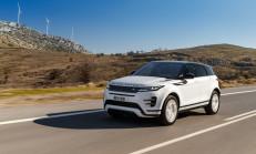 Yeni Range Rover Evoque Avrupa'da En İyi Kompakt SUV Seçildi