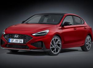 2020 Yeni Hyundai i30 Fastback Özellikleri ile Tanıtıldı