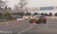 2020 Yeni Kasa Renault Captur Geyik Testi Yayınlandı