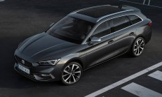 2020 Yeni Kasa Seat Leon Sportstourer Özellikleri ile Tanıtıldı
