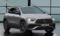 2021 Yeni Mercedes-AMG GLA 45 S Özellikleri ile Tanıtıldı