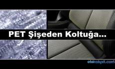 Audi, PET Şişeden Koltuk Döşemesi Üretti