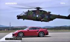 Hangisi Geçer? Porsche 911 – Helikopter