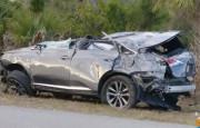 Lexus RX, Sokak Yarışında Feci Kaza Yaşıyor!