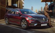 Makyajlı 2020 Renault Talisman Estate Özellikleri ile Tanıtıldı