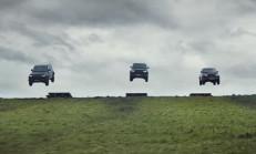 Yeni Land Rover Defender İçin Enfes Tanıtım Videosu