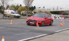 2020 Yeni Kasa Mercedes-Benz CLA Geyik Testi Yayınlandı