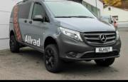 Üç Kilitli 4×4 Mercedes-Benz Vito ile Tanışın