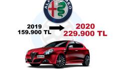 Alfa Romeo Modelleri 2019-2020 Fiyat Karşılaştırması