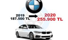 BMW Modelleri 2019-2020 Fiyat Karşılaştırması