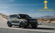 KIA Telluride, Yılın Otomobili Ödülü Seçildi