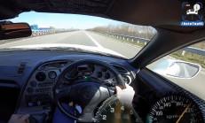 Otobanda 1239 Beygirlik Toyota Supra ile Gazlamak