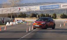 2020 Toyota C-HR Geyik Testi Yayınlandı