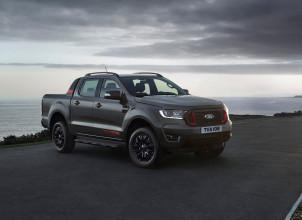2020 Yeni Ford Ranger Thunder Edition Özellikleri ile Tanıtıldı