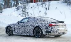 2021 Audi E-Tron GT Testte Görüntülendi