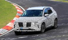 2021 Yeni Kasa Hyundai Tucson (MK4) Görüntülendi