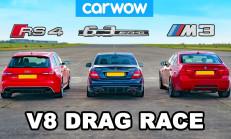 Hangisi Geçer? BMW M3 E90 – Mercedes-AMG C63 W204 – Audi RS4