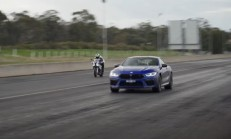Hangisi Geçer? BMW M8 Competition – BMW S1000RR