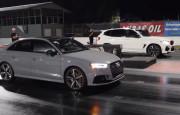 Karı-Koca Yarışıyor: BMW X3M – Audi RS3