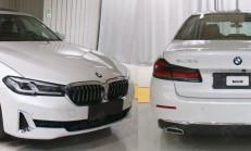 Makyajlı 2021 BMW 5 Serisinin Uzun Versiyonu Ortaya Çıktı