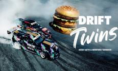 Yeni Toyota Supra'nın Driftli Efsane McDonald's Reklamını İzlediniz mi?