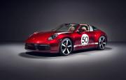 2021 Porsche 911 Targa 4S Heritage Design Edition Tanıtıldı