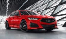 Lüks Japon 2021 Yeni Acura TLX Özellikleri ile Tanıtıldı