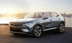 2021 Yeni Buick Envision Özellikleri ile Tanıtıldı