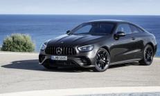 2021 Yeni Mercedes-AMG E53 Coupe Özellikleri ile Tanıtıldı