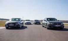 Hangi Wagon Daha Hızlı? S4 TDI Avant – M340i Touring – C43 Estate – V60 Polestar