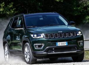 Makyajlı 2020 Jeep Compass Özellikleri ile Tanıtıldı