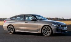 Makyajlı 2021 BMW 6 Serisi Gran Turismo Teknik Özellikleri – Fiyatı