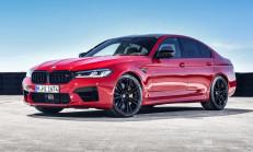 Makyajlı 2021 BMW M5 Competition Teknik Özellikleri ve Fiyatı Açıklandı
