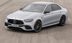 Makyajlı 2021 Mercedes-AMG E63 Teknik Özellikleri ile Tanıtıldı