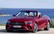 Makyajlı 2021 Mercedes-Benz E-Serisi Cabriolet Özellikleri ile Tanıtıldı
