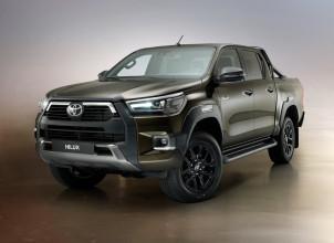 Makyajlı 2021 Toyota Hilux Özellikleri ile Tanıtıldı
