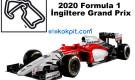 Emirates 2020 Formula 1 70. Yıl Dönümü İngiltere Grand Prix Hangi Gün Saat Kaçta