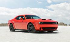 2021 Dodge Challenger SRT Super Stock Özellikleri ile Tanıtıldı