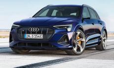 2021 Yeni Audi e-tron S Özellikleri ile Tanıtıldı