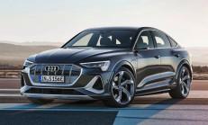2021 Yeni Audi e-tron S Sportback Özellikleri ile Tanıtıldı