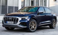 2021 Yeni Audi SQ8 TFSI Özellikleri ile Tanıtıldı