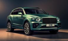 2021 Yeni Bentley Bentayga Teknik Özellikleri Açıklandı