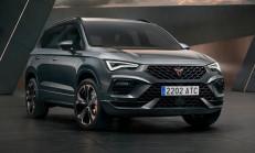 Hızlı SUV 2021 Yeni Cupra Ateca Özellikleri ile Tanıtıldı