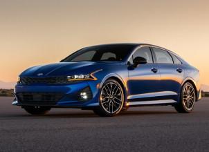 2021 Yeni Kia K5 GT Özellikleri ile Tanıtıldı