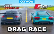Hangisi Geçer? Audi R8 – ABT TT RS-R