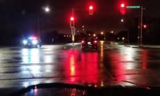 Ford Focus ST, Işıklardan Hızlı Kalkınca Anında Polise Yakalandı